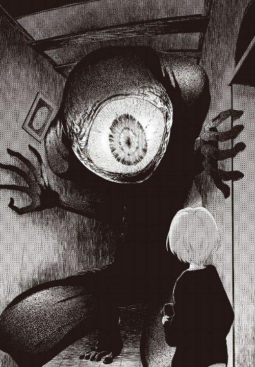 Anime gore...guro...eroguro...creepy...anime