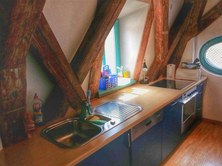 Küche in 2er WG in Regensburg