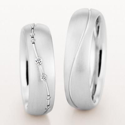 Wedding Bands by Christian Bauer. http://www.christianbauer.de/CMS/Collections/Wedding-Rings,39,0,4.html
