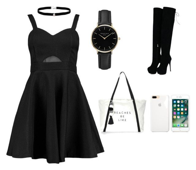 """""""Untitled #14"""" by angeline-mewengkang on Polyvore featuring Boohoo, ROSEFIELD, Amanda Rose Collection and Milly"""
