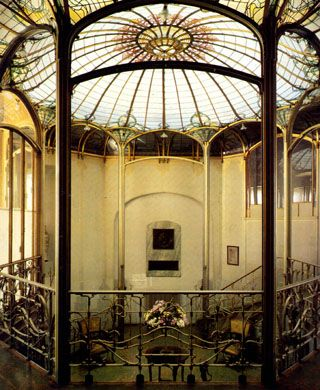 Plus de 1000 id es propos de architecture victor horta for Architecture interieur bruxelles
