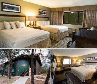 Yavapai Lodge | Grand Canyon South Rim Hotel & Lodging