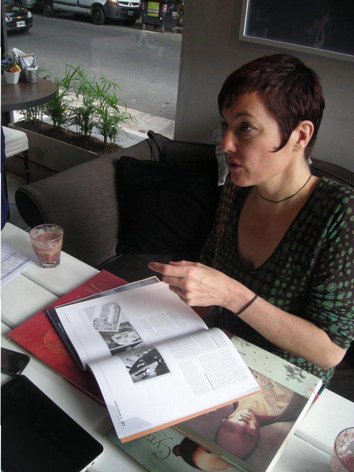 Entrevista a Rébecca Dautremer en la revista Cultura LIJ