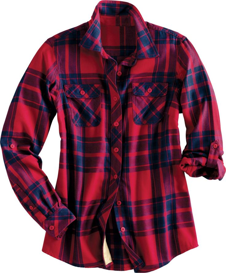 Love this Flannel Shirt by Duluth trading company