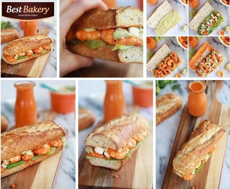 Czy macie już pomysł na dzisiejszą lub jutrzejszą popołudniową przekąskę ? taką prawie świąteczną  😊☀️🌲  Jeśli jeszcze nie to proponujemy zaopatrzyć się w Krewetki Lilly Planet + francuską bagietkę Best Bakery i zgodnie z instrukcją przygotować suuuuuuper przekąskę 🎄⭐🍴  Stefan 🌲🌲🌲 #asunto #bestbakery #pieczywo #bagietki #kanapki #croissant #hamburegry #zapiekanki #ciabatta #IFollowYou  #myfood #przepisy #pizza #minipizza #burgery #bułki #tapas #swieta