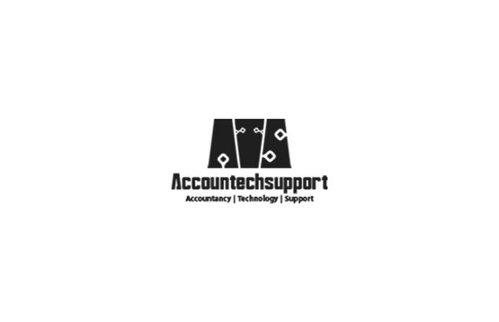 Accountechsupport Logo