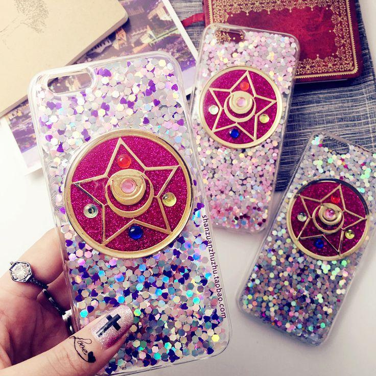 Sailor moon cartoon stars iphone6 phone case