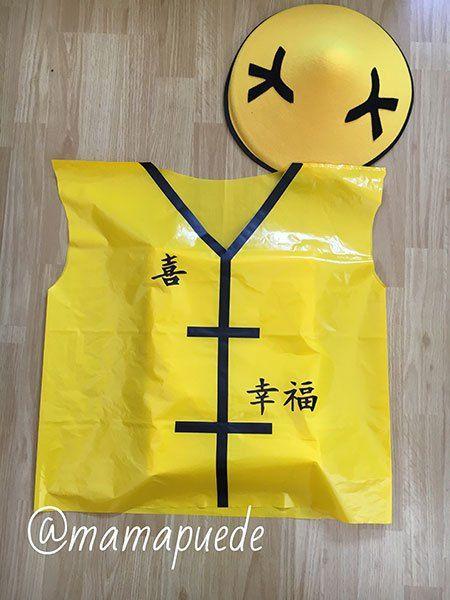 Disfressa de xinès/a
