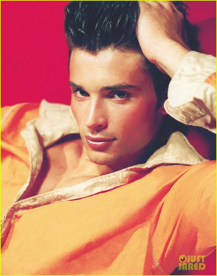 Tom Welling: Shirtless for Photog Andrea Marino's New Book! | Exclusive, Shirtless, Tom Welling, Trevor Donovan Photos | Just Jared