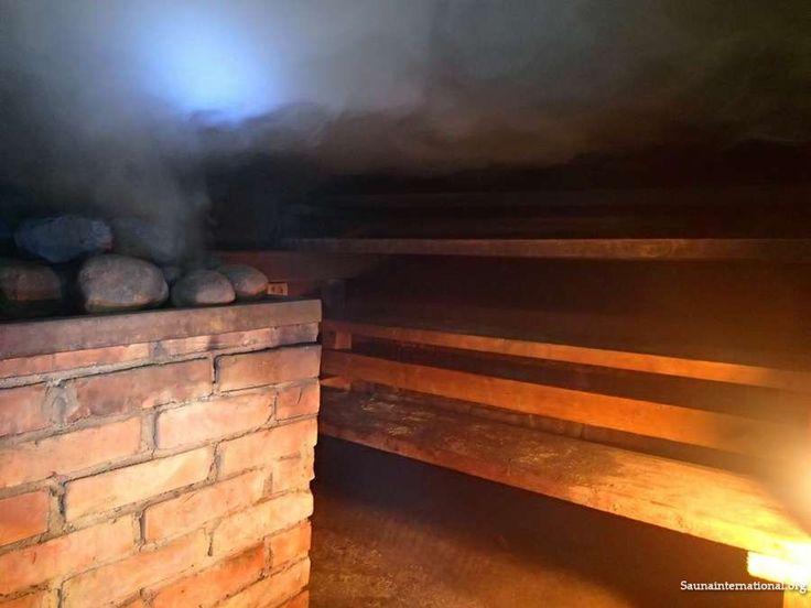 Smoke sauna in Voru – saunainternational.org