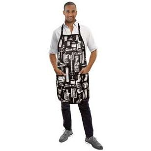Betty Dain Vintage Barber Apron Black #172-BLK $19.95 FREE SHIPPING Visit www.BarberSalon.com One stop shopping for Professional Barber Supplies, Salon Supplies, Hair & Wigs, Professional Product. GUARANTEE LOW PRICES!!! #barbersupply #barbersupplies #salonsupply #salonsupplies #beautysupply #beautysupplies #barber #salon #hair #wig #deals #BettyDain #Vintage #Barber #Apron #Black #172BLK #freeshipping