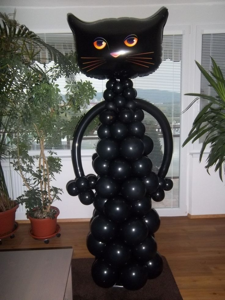 Balónová mačka 2,20 m