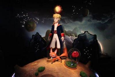 le petit prince au musée grévin