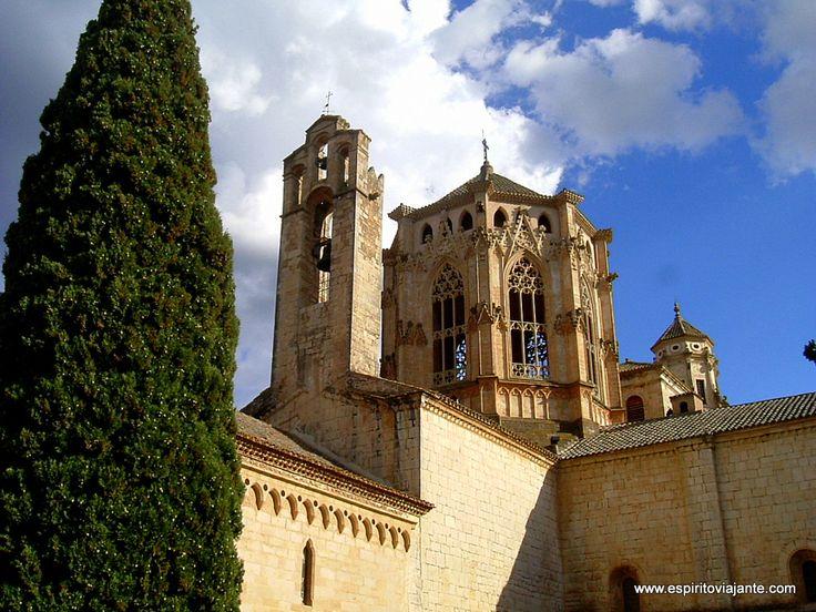 Mosteiro de Poblet, Catalunha - Espírito Viajante