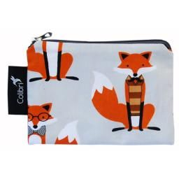 Small Snack Bag, Foxes : P'LOVERS