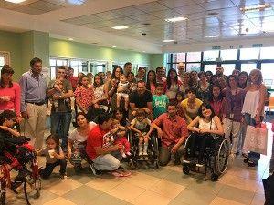 1° Encuentro de familias con espina bífida   El sábado 12 de noviembre se llevó a cabo el 1° Encuentro de familias con espina bífida que se atienden con equipo el interdisciplinario del Hospital Universitario Austral.
