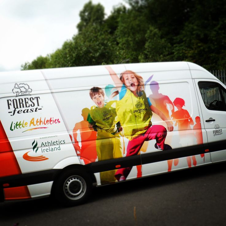 D'ya like our lovely new van?! If you spot it out and about let us know!   Forest Feast