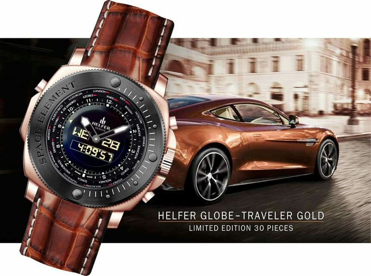 Helfer Globe Travel