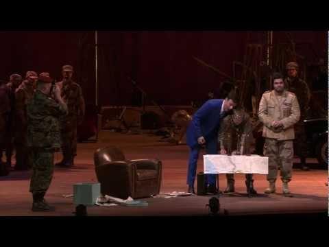 Georg Friedrich Händel - Giulio Cesare in Egitto 1/3 (1h) with Andreas Scholl as Giulio Cesare, Cecilia Bartoli as Cleopatra and Cristophe Dumaux as Tolomeo