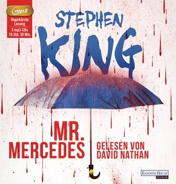 """Rezension: """"Mr. Mercedes"""" von Stephen King"""