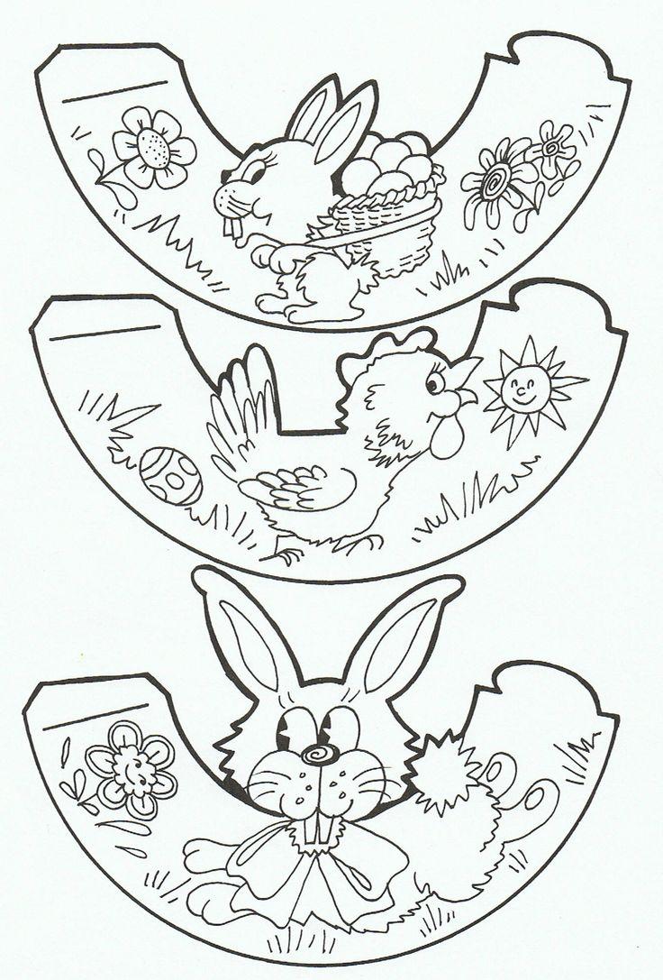 Eieren dopjes