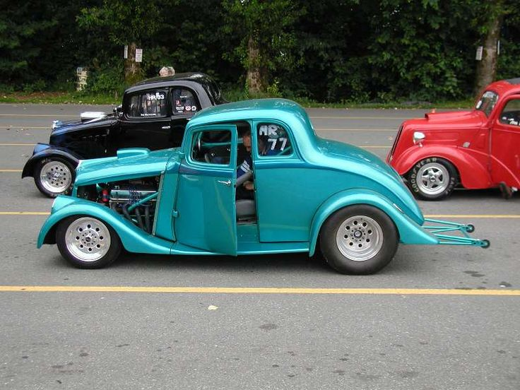 Best Areo Willys AutoTruck Images On Pinterest Truck Hot - Pouring hot water on this car reveals awesome hulk vinyl