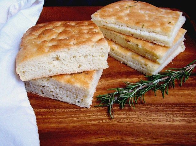 You're familiar with focaccia, right? It's an Italian flatbread that comes in many forms and can be savory or sweet. Traditional focaccia is often topped with olive oil, herbs, and sea salt. So gre...