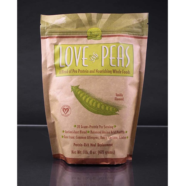Pea Protein-no wheat,soy,eggs,lactose <3 certified vegan