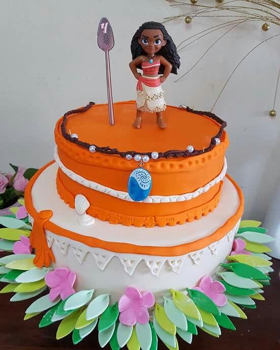 Pastel Moana Pasteles Infantiles Birthday Cake Cake Y