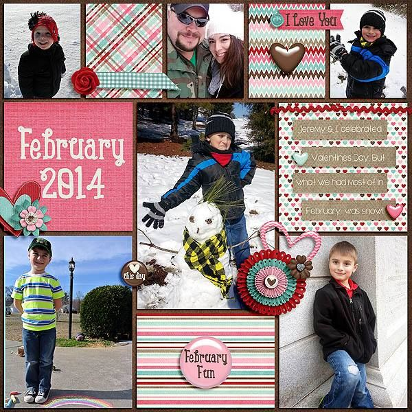 1000+ images about Scrapbook winter on Pinterest | December ...