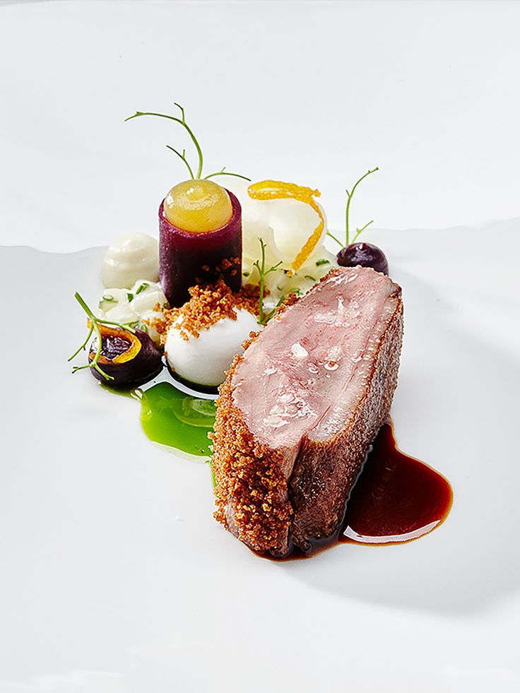Inside The Modern with Abram Bissell – The Art of Plating