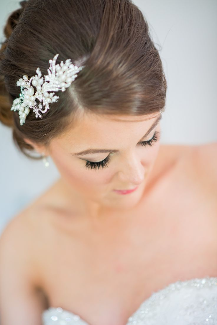 16 best Dramatic / Strong Bridal Makeup images on ...