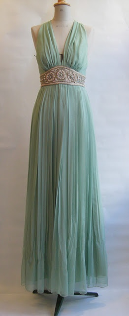 Lovely gown from Cecilie Melli