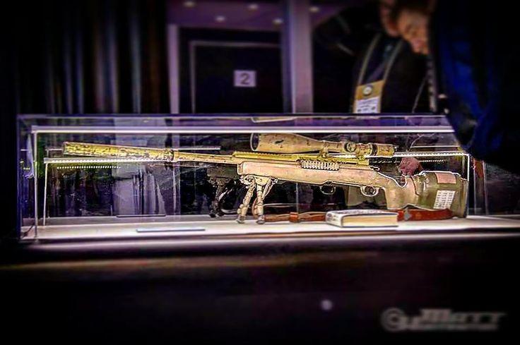 Chris Kyle rifle #airsoft #airsoftinternational #airsoftbrasil #airsoftsports #ares #hk #g36 #m4 #amoeba #cybergun #benelli #tactical #echo1 #m28 #remington #m700 #classicarmy #m14ebr #springfield #army #m1911 #kimber #aor2 #pmc #pistol #assault #rifle #shotgun #dmr #sniper