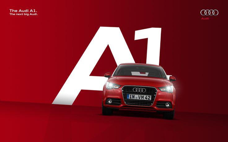 #AudiA1 #Audi #red #passion