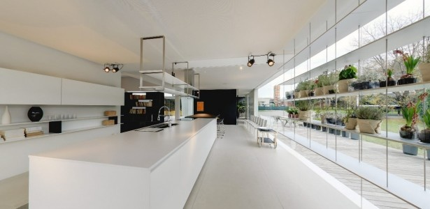 Awesome Chic Kitchen