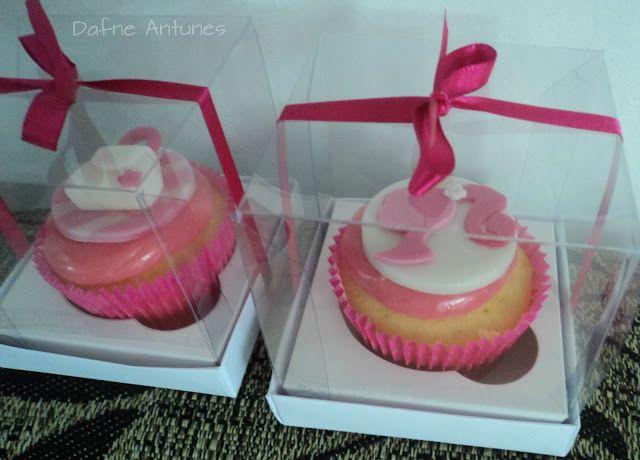 Cupcakes da Barbie | Doce Arte