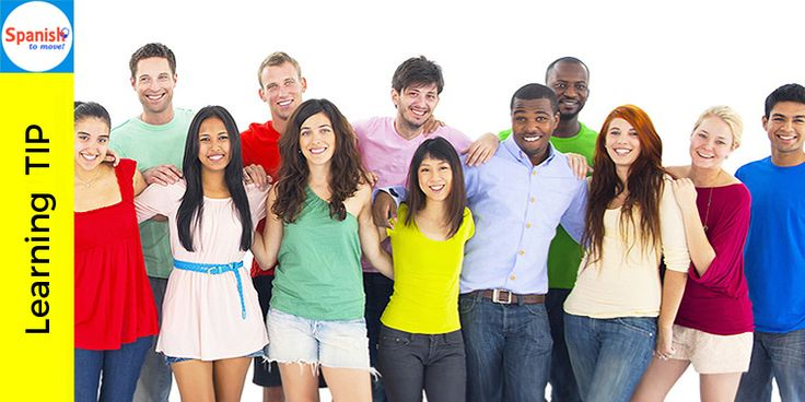 Learning Tip: Create a group of friends interested in learning Spanish