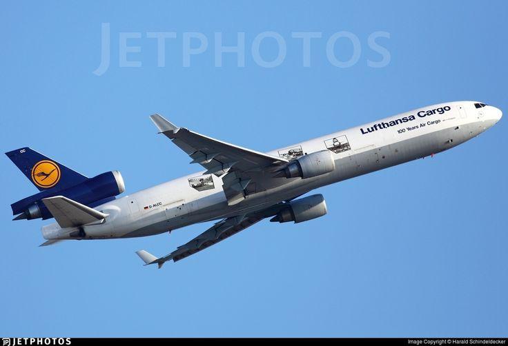 Photo of D-ALCC - McDonnell Douglas MD-11(F) - Lufthansa Cargo