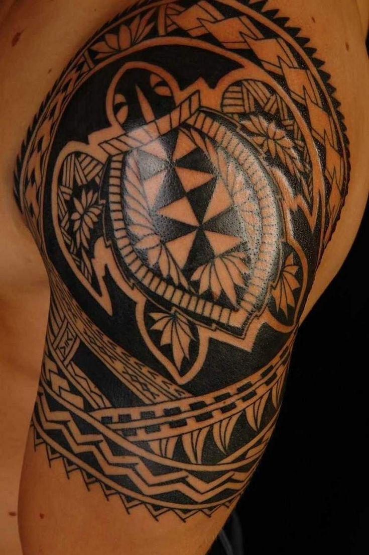 Tatouage raie polynesien fashion designs - Tatouage polynesien signification ...