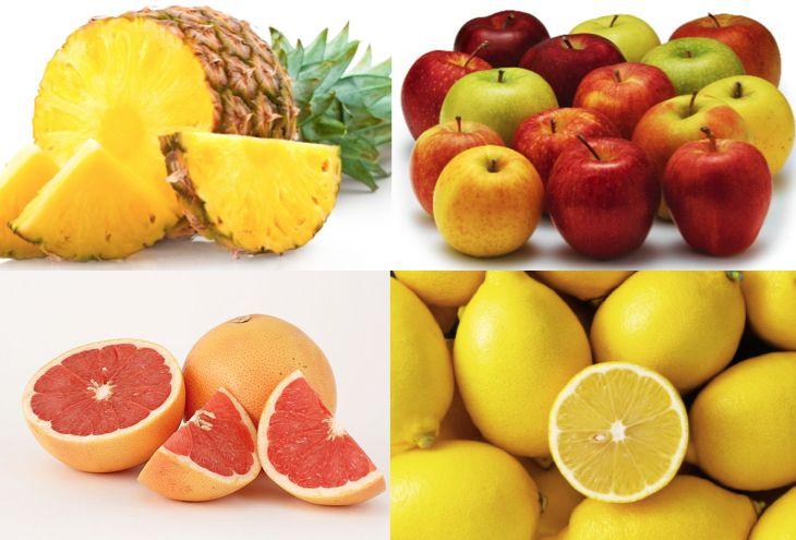 4 FRUITS QUI ONT LA FACULTÉ DE BRÛLER LES GRAISSES