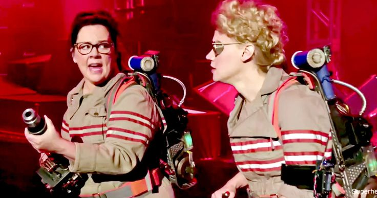International 'Ghostbusters' Trailer Has a Ton of New Footage -- There's a whole lot more Chris Hemsworth and scenes from a possessed death metal concert in the Russian trailer for 'Ghostbusters'. -- http://movieweb.com/ghostbusters-3-trailer-2016-international/