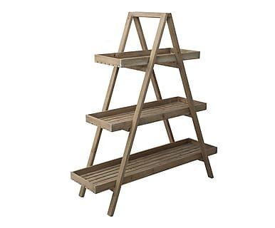 """Regał """"Stairway II"""", 44 x 130 x 146 cm"""