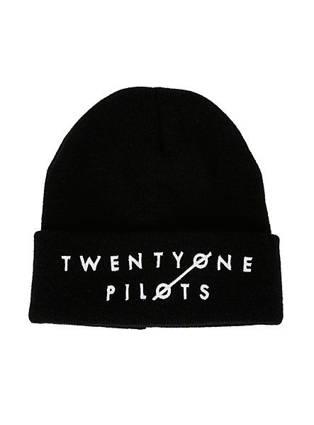 Twenty One Pilots Logo Watchman Beanie | Hot Topic