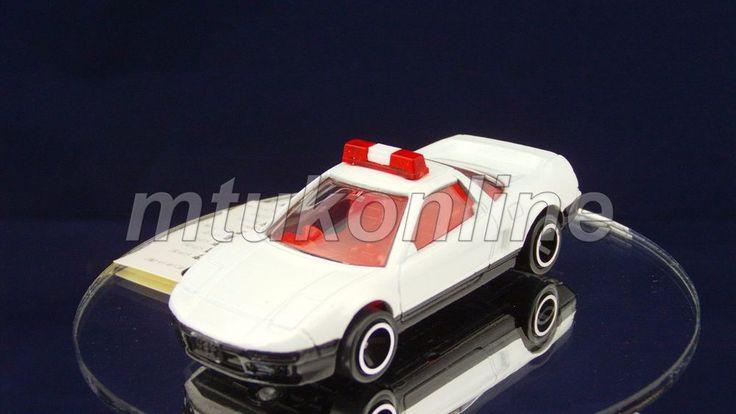 TOMICA 120 HONDA NSX PATROL CAR | JAPAN | 120C-1 | FIRST