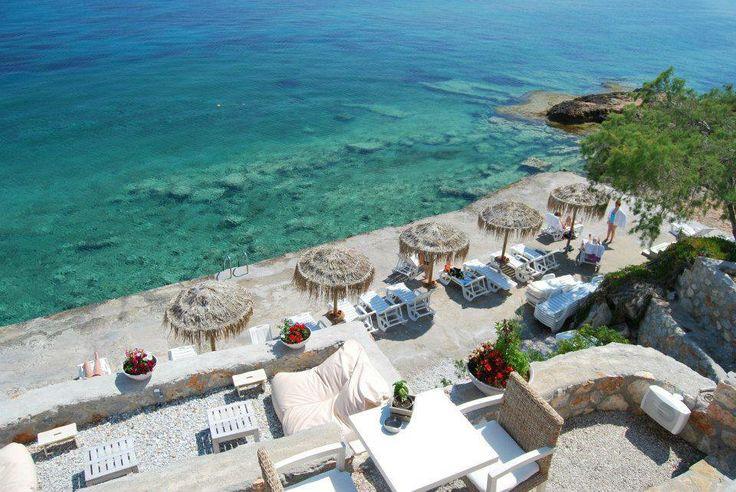 poofomania@ Kekrifalia Hotel#Αγκίστρι##bean bag outdoor#beach#