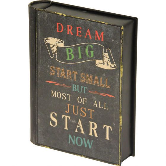 Dream Big Book Box
