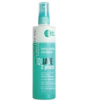 Revlon 2 Phase Equave Leave in Conditioner - Been using this as my spray leave in conditioner for about 7 years now and I swear by it. Love the fresh scent too