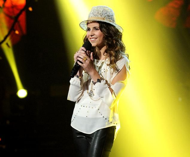 """carly rose   Carly Rose Sonenclar performs during """"The X Factor"""" Finale, (8:00-9 ..."""