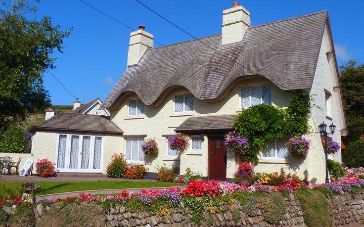 A lovely house in Croyde village in North Devon